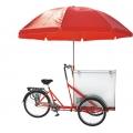 VEGA Riksha-2 (термобокс, зонтик) (Триколісний велос іпед VEGA Riksha-2 (термобокс, парасолька))