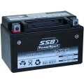 SSB VTX7A-BS (Акумуляторна батарея SSB VTX7A-BS ( 6 Ач, 150х87х94 мм))