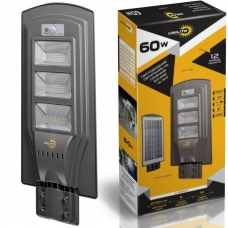 Уличный светильник на солнечной батарее LED Vargo UNILITE 60W 6500K (VS-109547), Vargo UNILITE 60W 6500K (VS-109547), Уличный светильник на солнечной батарее LED Vargo UNILITE 60W 6500K (VS-109547) фото, продажа в Украине