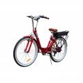 Vega Family S (Ruby) (Электровелосипед Vega Family S (Ruby) (350W\36V\10.4Ah, каретка Shimano, аморт. вилка))