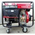 Дизельный генератор Weima WM7000CLE , Weima WM7000CLE, Дизельный генератор Weima WM7000CLE  фото, продажа в Украине
