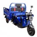 ZEUS TRIGO (Електровелосипед трицикл ZEUS TRIGO 1000W / 60V зелений, синій (АКБ окремо))