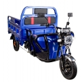 ZEUS TRIGO (Электровелосипед трицикл ZEUS TRIGO 1200W/60V зеленый, синий (АКБ отдельно) )