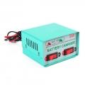 Автомобильное зарядное устройство 6V/12V 5A, c индикацией, AC 200V-240V, DC 6V-12V/0.9A + крокодиллы, 6V/12V 5A, c индикацией, AC 200V-240V, DC 6V-12V/0.9A , Автомобильное зарядное устройство 6V/12V 5A, c индикацией, AC 200V-240V, DC 6V-12V/0.9A + крокоди