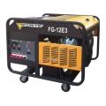 Трехфазный бензиновый генератор FORTE FG12E3, FORTE FG12E3, Трехфазный бензиновый генератор FORTE FG12E3 фото, продажа в Украине