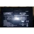 Аккумуляторная батарея Luowei 6v12Ah, Luowei 6v12Ah, Аккумуляторная батарея Luowei 6v12Ah фото, продажа в Украине