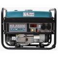 Генератор газобензиновый KONNER&SOHNEN KS 3000G купить, фото