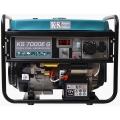 Генератор газобензиновый KONNER&SOHNEN KS 7000E G купить, фото