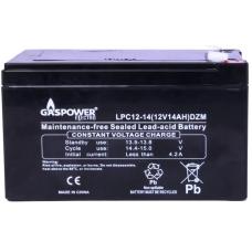 Аккумуляторная батарея LEOCH (GAZPOWER) LPC 12-14 DZM, LEOCH (GAZPOWER) LPC 12-14 DZM, Аккумуляторная батарея LEOCH (GAZPOWER) LPC 12-14 DZM фото, продажа в Украине