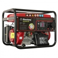 Бензиновый генератор MUSSTANG MG6000S/32A Электростартер купить, фото