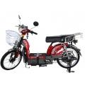 ПАРТНЕР COMFORT (Електровелосипед ПАРТНЕР COMFORT 60В 500 Вт (чорний, червоний, сигналізація))