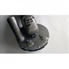 Защитный кожух для отвода пыли с съемной частью на болгарку 150 мм, Защитный кожух  на болгарку 150 мм, Защитный кожух для отвода пыли с съемной частью на болгарку 150 мм фото, продажа в Украине