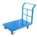 Ручная платформенная тележка LEISTUNGLIFT PT-125 (480кг) купить, фото