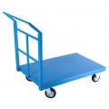 Ручная платформенная тележка LEISTUNGLIFT PT-160 (640кг) купить, фото