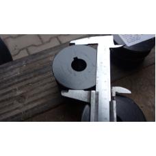 Шкив 2 ручейный 20/68 2B на двигатель (Ø 20 мм), Шкив 2 ручейный 20/68 2B на двигатель (Ø 20 мм), Шкив 2 ручейный 20/68 2B на двигатель (Ø 20 мм) фото, продажа в Украине
