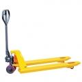 Ручная гидравлическая тележка SKIPER DB2500R (2,5т; 1150мм; 550мм) купить, фото