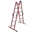 Шарнирная лестница-стремянка ТЕХНОЛОГ 4x3, ТЕХНОЛОГ 4x3, Шарнирная лестница-стремянка ТЕХНОЛОГ 4x3 фото, продажа в Украине