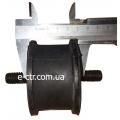 Виброгаситель (виброамортизатор) MASALTA H45мм D12мм, MASALTA H45мм D12мм, Виброгаситель (виброамортизатор) MASALTA H45мм D12мм фото, продажа в Украине