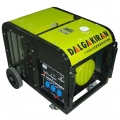 Бензиновый генератор DALGAKIRAN DJ 12000 BG-ME купить, фото