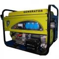 Бензиновый генератор DALGAKIRAN DJ 8000 BG-E купить, фото