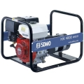 SDMO HX 4000-S (Бензиновый генератор SDMO HX 4000-S)