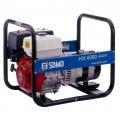 Бензиновый генератор SDMO HX 6000-S, SDMO HX 6000-S, Бензиновый генератор SDMO HX 6000-S фото, продажа в Украине