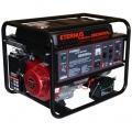 Бензиновый генератор ETERNUS BH8000DXE купить, фото