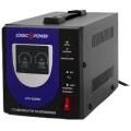 Релейный стабилизатор LOGICPOWER LPH-500RD (350Вт) купить, фото