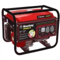 MUSSTANG MG2800K-BF/V газ/бензин (Газовый генератор MUSSTANG MG2800K-BF/V газ/бензин, вольтметр)
