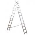 Универсальная лестница КЕНТАВР 2x10 купить, фото