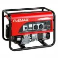 Бензиновый генератор ELEMAX SH7600EX-S купить, фото