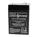Гелевый аккумулятор LOGICPOWER LP6-4.5AH, LOGICPOWER LP6-4.5AH, Гелевый аккумулятор LOGICPOWER LP6-4.5AH фото, продажа в Украине