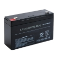 LOGICPOWER LP 12 - 2.3 AH (Гелевий акумулятор LOGICPOWER LP 12 - 2.3 AH)