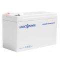LOGICPOWER LP-GL 12V 9AH (Гелевий акумулятор LOGICPOWER LP-GL 12V 9AH)