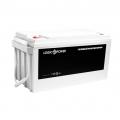 LOGICPOWER LP-GL 12V 120AH (Гелевий акумулятор LOGICPOWER LP- GL 12V 120AH SILVER)