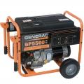 Бензиновый генератор GENERAC GP5500 купить, фото