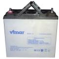 VIMAR B70-12 12В 70АЧ (Гелевий акумулятор VIMAR B70-12 12В 70АЧ)