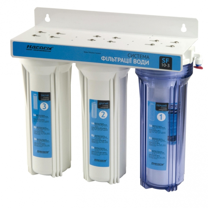 Фильтр воды для дома