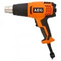 Промышленный фен AEG HG 560 D купить, фото