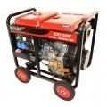 Трехфазный генератор BULAT BDG 7000E-3, BULAT BDG 7000E-3, Трехфазный генератор BULAT BDG 7000E-3 фото, продажа в Украине