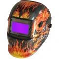 Сварочная маска ТИТАН S777 (пламя) купить, фото