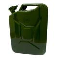 Металлическая канистра FORTE для ГСМ на 20 литров купить, фото