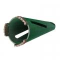 KROHN 201311180 (Алмазна коронка для свердління без води KROHN 201311180)