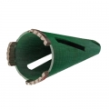 KROHN 201311182 (Алмазна коронка для свердління без води KROHN 201311182)