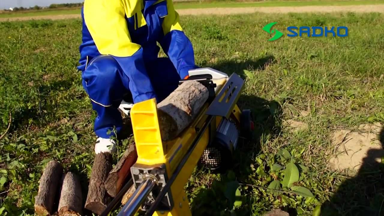 дровокол купить в Украине, особенности и технические характеристики дровоколов