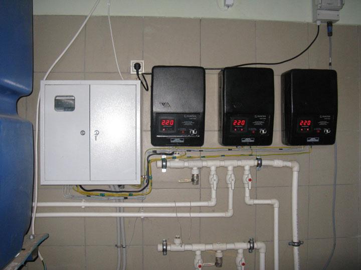 Правильный расчет мощности стабилизатора для дома